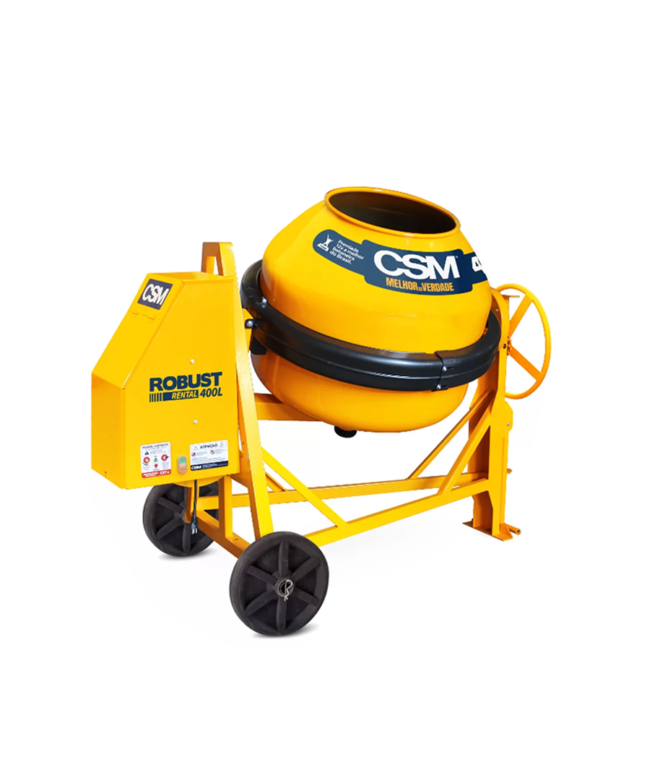 Betoneira CSM 400L